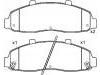 刹车片 Brake Pad Set:F6SZ-2001-AA